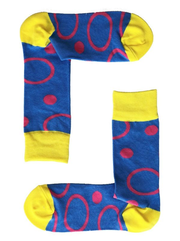 Circles & Spots Socks