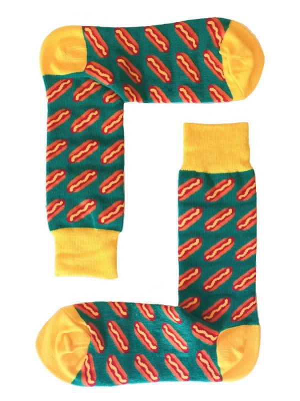 Hot Dogs Socks