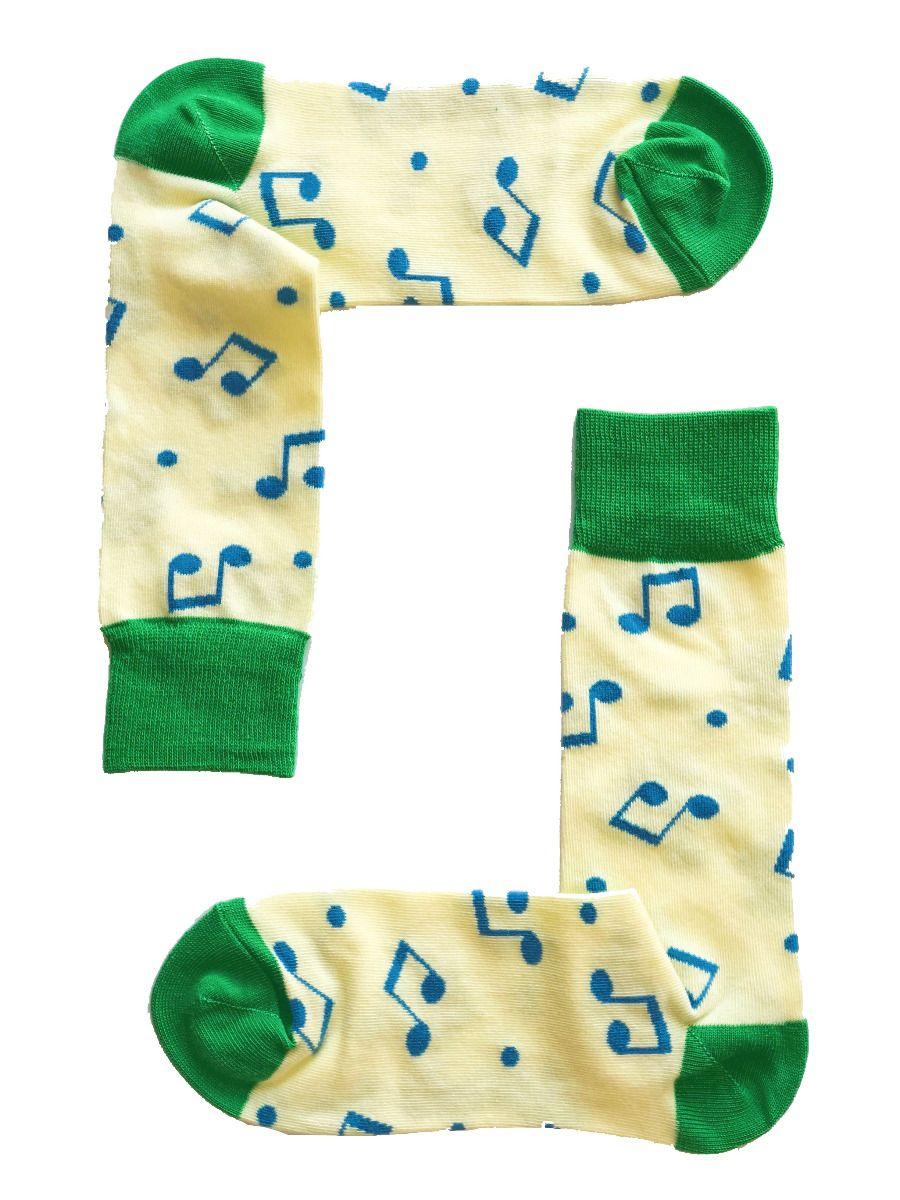 Music Note Socks