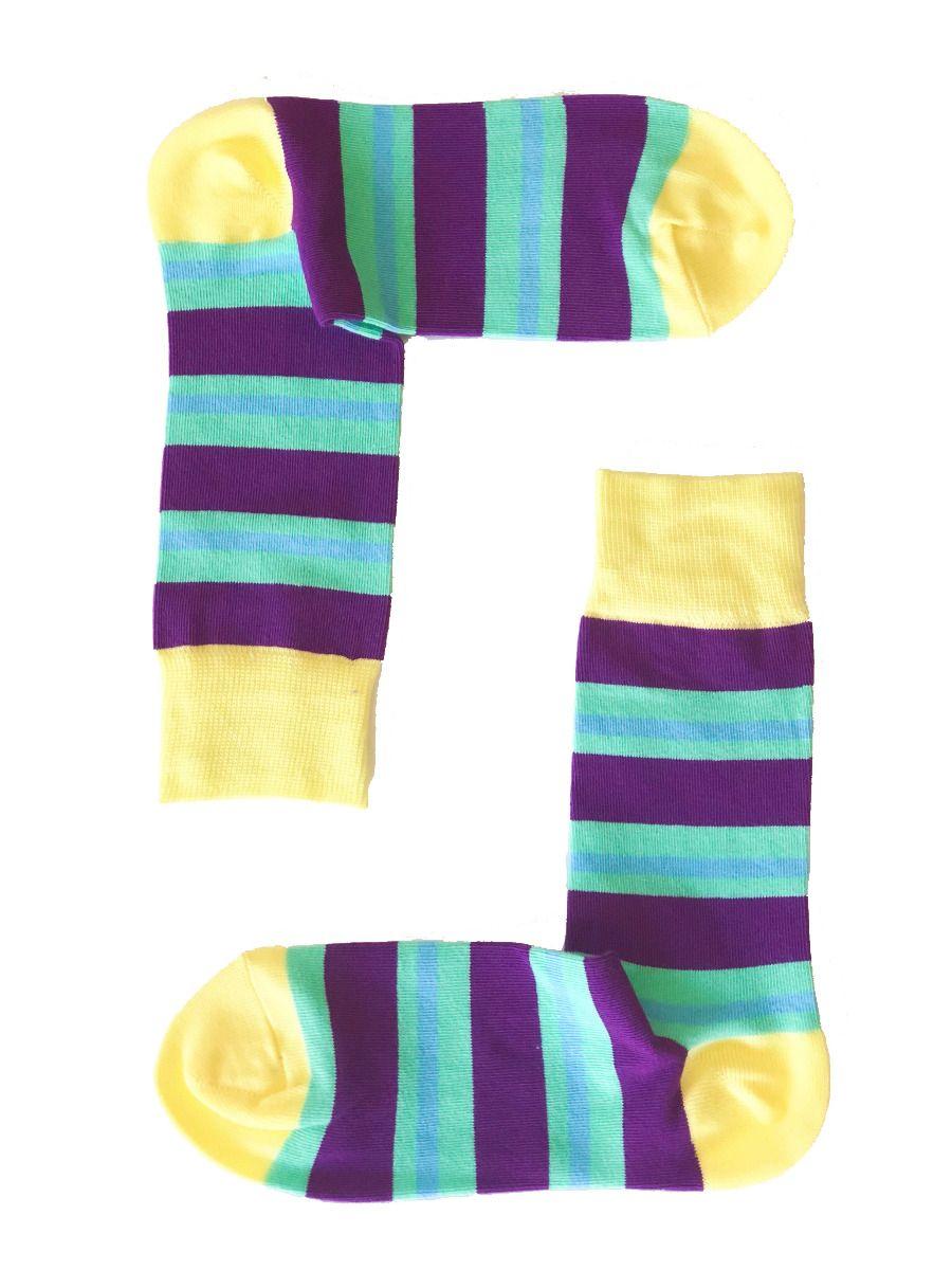Thick Stripes Socks