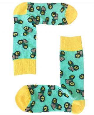 Tractor Socks