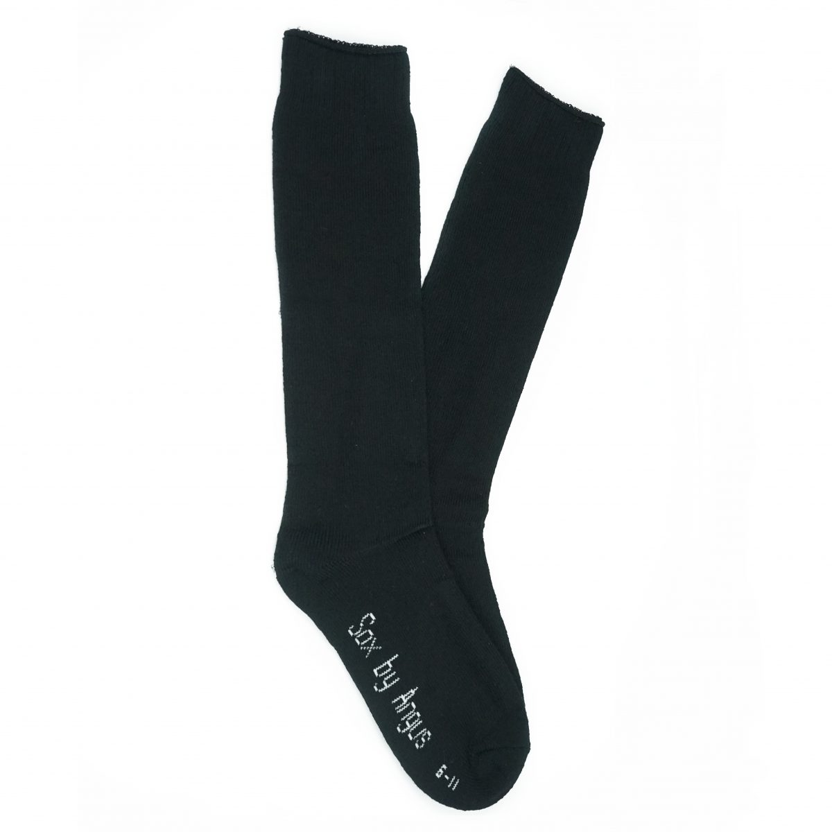 Bamboo Heavy Duty Socks - Knee High - Navy