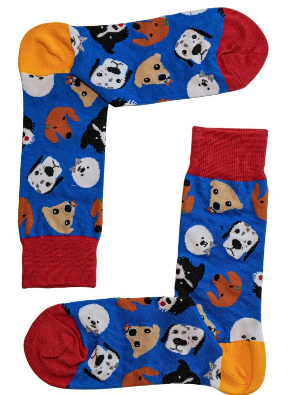 Dog Party Socks
