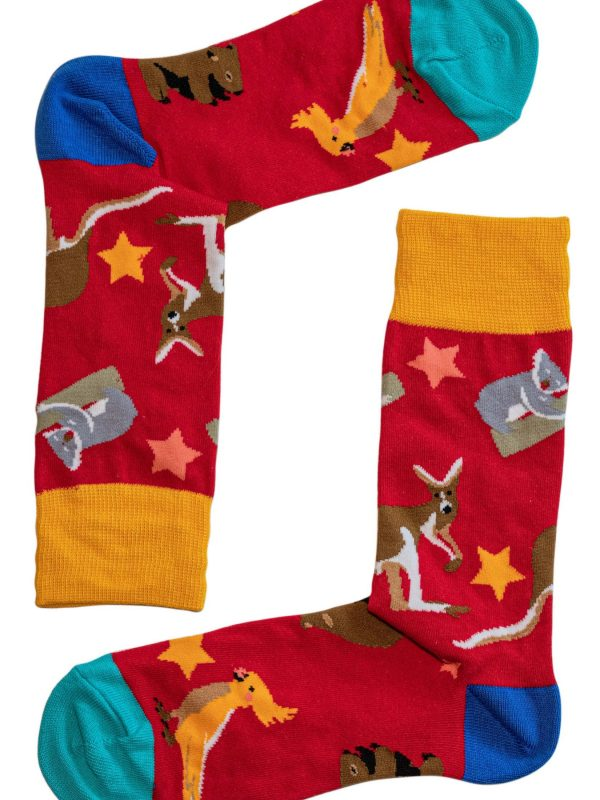 OZ Animals Socks